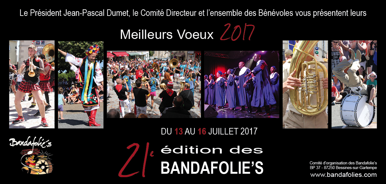 Voeux 2017